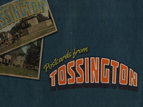 Postcards from Tossington CD cover
